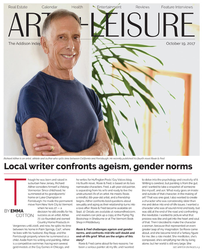 Art & Leisure Interview